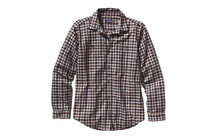Patagonia Men&#039;s Long-Sleeved Pima Cotton Shirt crosby/manzanita